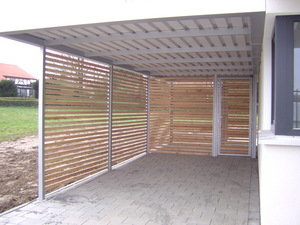 carports bikeports galerie metallbau spieker. Black Bedroom Furniture Sets. Home Design Ideas